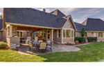 Ranch House Plan Outdoor Living Photo 01 - 011D-0229 | House Plans and More
