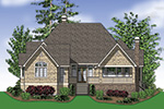Country House Plan Color Image of House -  011D-0229 | House Plans and More