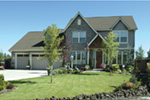 European House Plan Front Photo 02 -  011D-0239 | House Plans and More