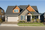 Traditional House Plan Front Photo 01 - 011D-0243 | House Plans and More