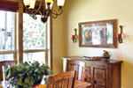 Rustic Home Plan Dining Room Photo 01 - 011D-0246 | House Plans and More