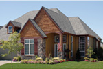 Rustic Home Plan Front Photo 02 - 011D-0246 | House Plans and More