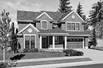 Country House Plan Front Image of House -  011D-0249 | House Plans and More