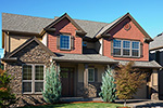 Country House Plan Front of Home -  011D-0249 | House Plans and More