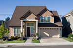European House Plan Front of Home - 011D-0250 | House Plans and More