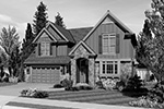 Traditional House Plan Front Image of House - 011D-0251 | House Plans and More
