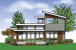 Rear Photo 02 -  011D-0267 | House Plans and More