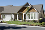 Ranch House Plan Front of Home - 011D-0286 | House Plans and More