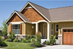 Ranch House Plan Front Photo 01 - 011D-0286 | House Plans and More