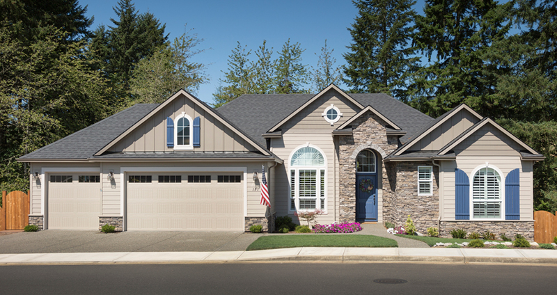 Arts & Crafts House Plan Front of Home - Richert Ranch Home 011D-0317 | House Plans and More