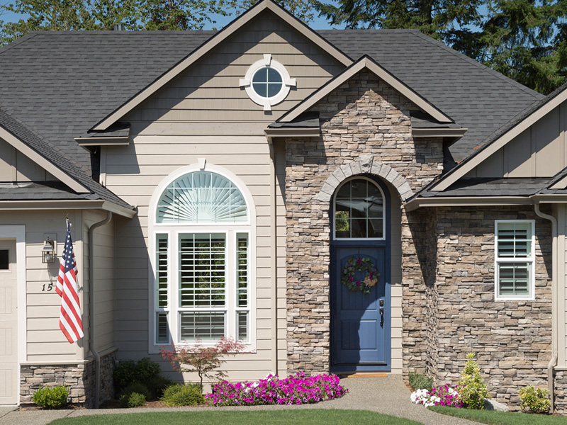 Arts & Crafts House Plan Front Photo 03 - Richert Ranch Home 011D-0317 | House Plans and More