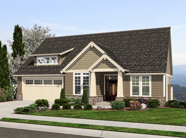 Sloping Lot or Hillside Home Plans | House Plans and More