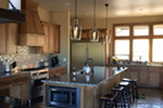 Rustic Home Plan Kitchen Photo 07 - Leigh Lane Country Ranch Home 011D-0347 | House Plans and More
