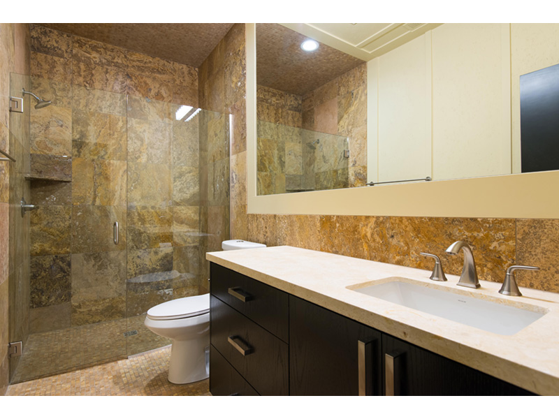 Shingle House Plan Bathroom Photo 02 - 011D-0351 | House Plans and More