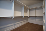 Shingle House Plan Closet Photo 01 - 011D-0351 | House Plans and More