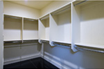 Shingle House Plan Closet Photo 02 - 011D-0351 | House Plans and More