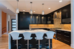Shingle House Plan Kitchen Photo 09 - 011D-0351 | House Plans and More