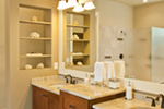 Rustic Home Plan Bathroom Photo 01 - 011D-0526 | House Plans and More
