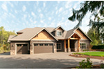 Rustic Home Plan Front Photo 02 - 011D-0526 | House Plans and More