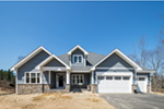 Rustic Home Plan Front Photo 05 - 011D-0526 | House Plans and More