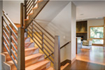 Beach & Coastal House Plan Stairs Photo 02 - 011D-0588 | House Plans and More