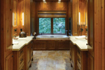 Luxury House Plan Bathroom Photo 01 - 011S-0001 | House Plans and More