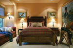 Luxury House Plan Bedroom Photo 02 - 011S-0001 | House Plans and More