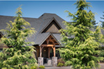 Craftsman House Plan Entry Photo 02 - Cliffwood Trail Lodge Home 011S-0001 | House Plans and More