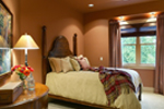 Ranch House Plan Guest Bedroom Photo - 011S-0001 | House Plans and More