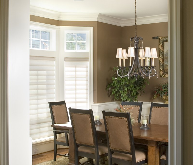 European House Plan Dining Room Photo 04 011S-0002