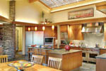Ranch House Plan Kitchen Photo 04 - 011S-0003 | House Plans and More