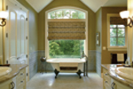 Luxury House Plan Master Bathroom Photo 01 - 011S-0004 | House Plans and More