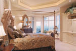 European House Plan Master Bedroom Photo 01 - 011S-0015 | House Plans and More