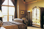 European House Plan Master Bedroom Photo 01 - 011S-0016 | House Plans and More