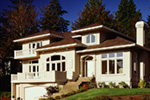 Southwestern House Plan Front Photo 01 - 011S-0029 | House Plans and More