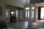 Arts & Crafts House Plan Foyer Photo -  011S-0032 | House Plans and More