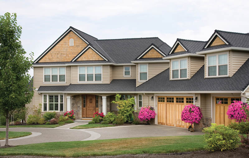 Traditional House Plan Front of Home 011S-0034