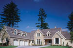 European House Plan Front Photo 01 - 011S-0036 | House Plans and More