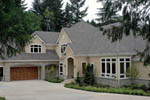 Luxury House Plan Front Photo 01 - 011S-0049 | House Plans and More
