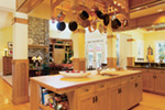 Craftsman House Plan Kitchen Photo 01 - 011S-0055 | House Plans and More