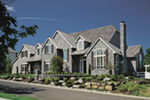 Shingle House Plan Front Photo 03 - 011S-0061 | House Plans and More