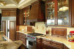 Luxury House Plan Kitchen Photo 01 - 011S-0063 | House Plans and More