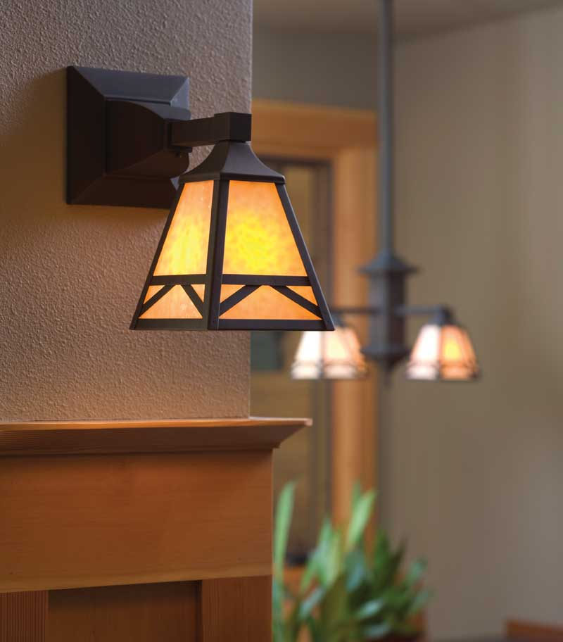Vacation House Plan Lighting Detail Photo 01 011S-0066