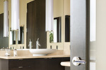 Contemporary House Plan Bathroom Photo 02 - 011S-0085 | House Plans and More
