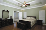 Ranch House Plan Master Bedroom Photo 01 - 013D-0015 | House Plans and More