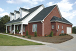 Acadian House Plan Front Photo 01 - 013D-0022 | House Plans and More