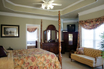 Acadian House Plan Master Bedroom Photo 01 - 013D-0022 | House Plans and More