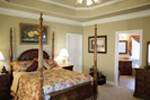 Acadian House Plan Master Bedroom Photo 02 - 013D-0022 | House Plans and More