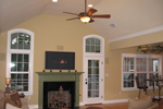 Traditional House Plan Great Room Photo 01 - 013D-0025 | House Plans and More