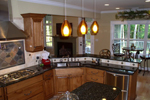Southern House Plan Kitchen Photo 01 - 013D-0025 | House Plans and More